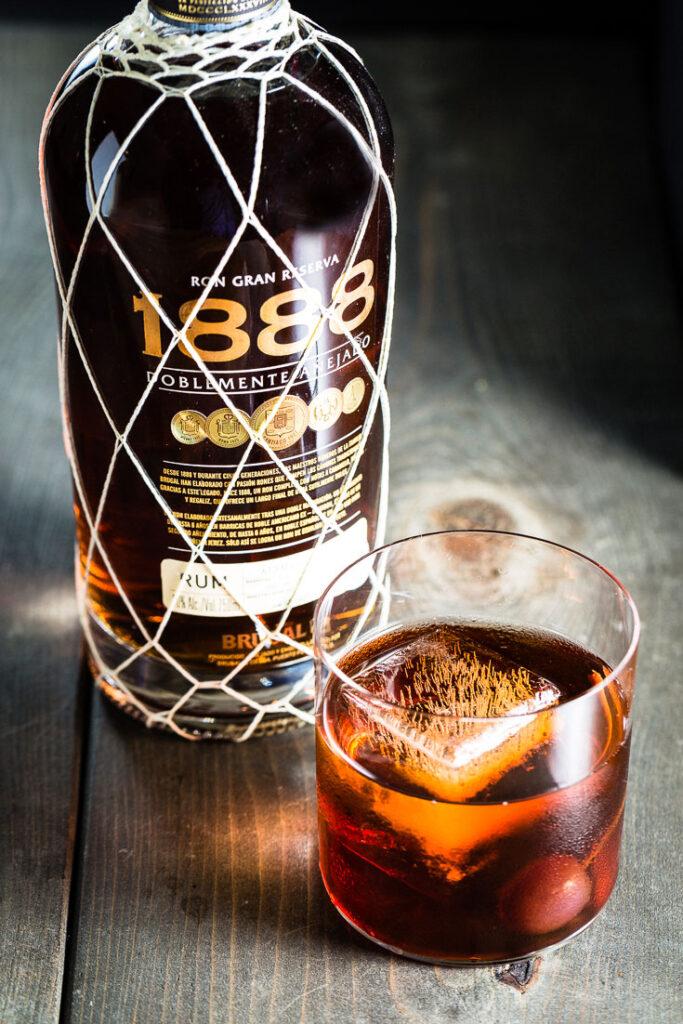 1888 Rum Manhattan 1