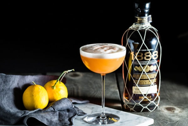 1888 Rum Sour Hero Horizontal