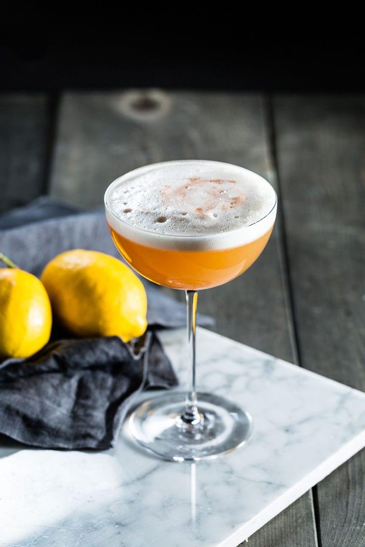 1888 Rum Sour