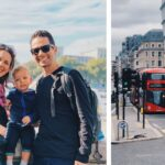 Three days in London with a toddler