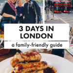 3 days in london guide