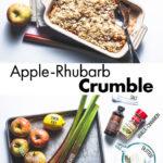 Apple-Rhubarb-Crumble
