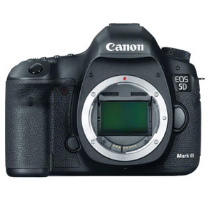 Canon 5D Mark III Body