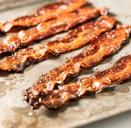 How to Cook Bacon in the Oven horizontal