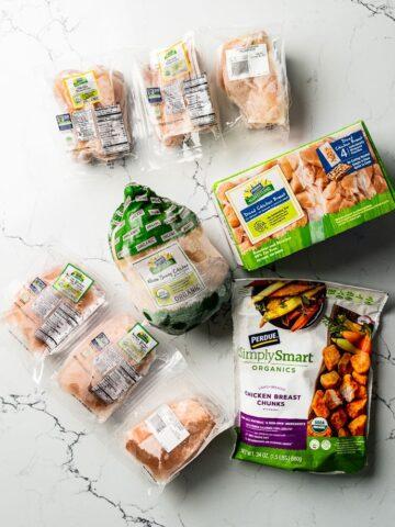 Perdue Farms Chicken Medium Size Box