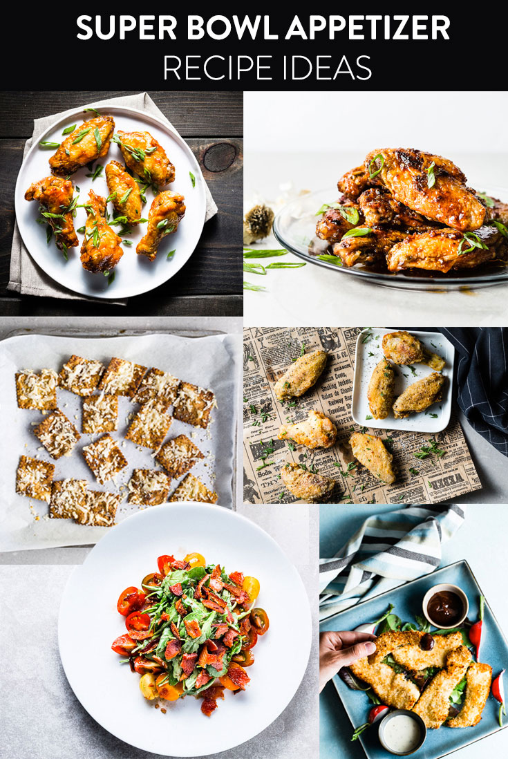 Easy super bowl appetizers recipes simple vegetarian for Super bowl appetizers pinterest