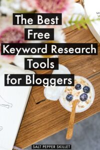 The Best Free Keyword Research Tools for Bloggers