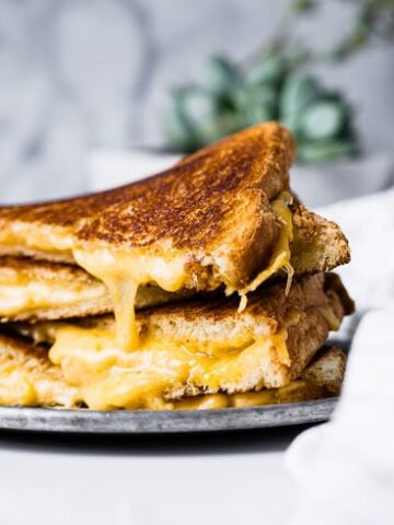 The Perfect Grilled Cheese horizontal