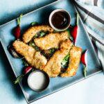 air fryer chicken tenders horizontal