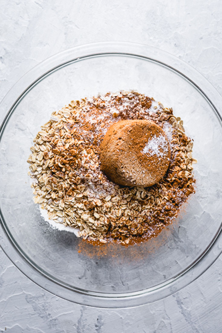 apple crisp crumble ingredients