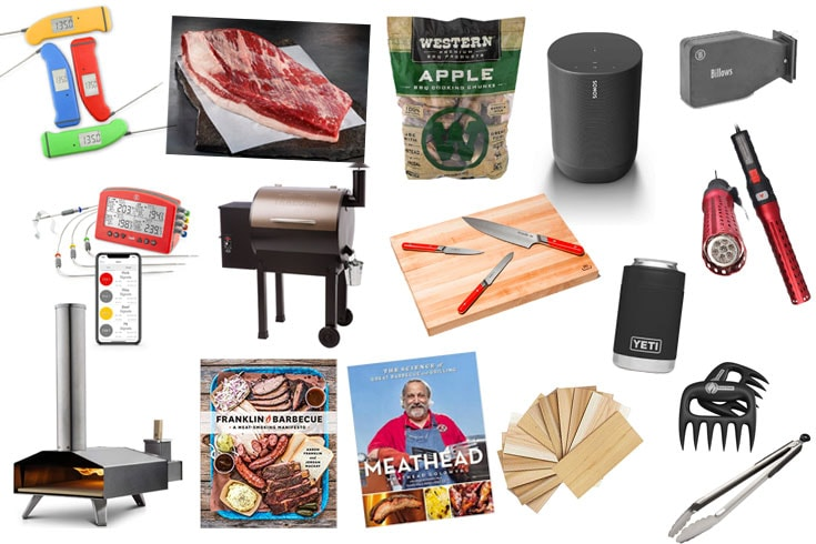 Grilling and BBQ Gift Guide