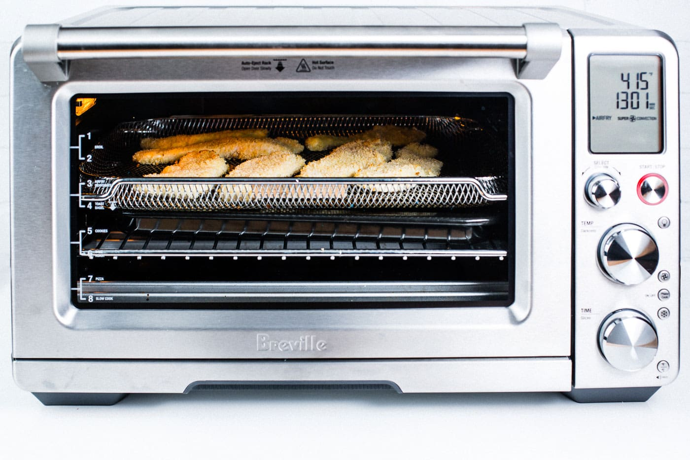 breville smart air oven chicken tenders