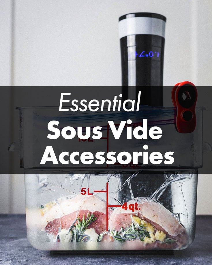 Essential Sous Vide Accessories