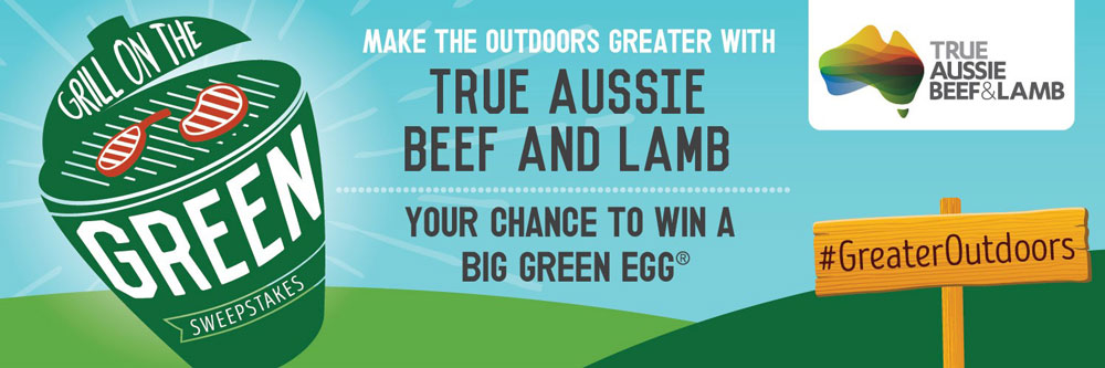 Enter to win a Big Green Egg
