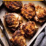 Grilled Chicken Thigh Recipe