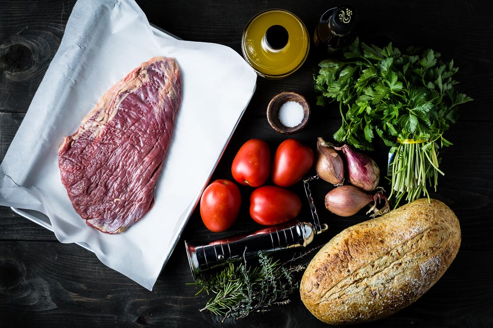grilled flank steak ingredients