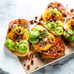 Heirloom Tomato Toast vertical 2