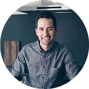 Justin McChesney-Wachs from Salt Pepper Skillet