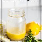 Lemon Vinaigrette Pin