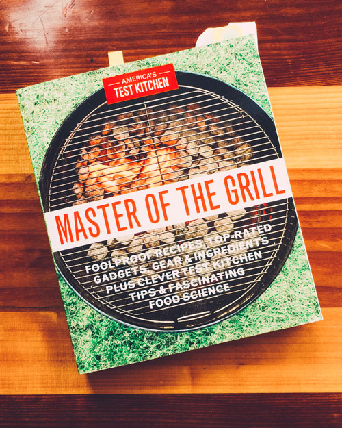 Master the Grill by America's Test Kitchen