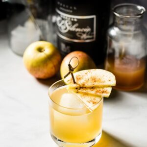 mezcal old fashioned 1