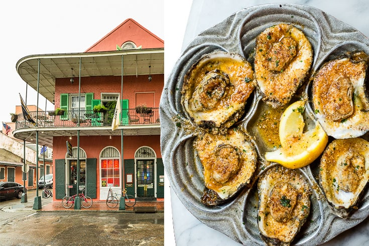 A guide to where to eat and stay in New Orleans