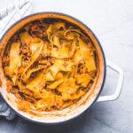 opah bolognese pasta