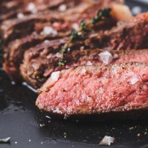 perfect sous vide ny steak horizontal