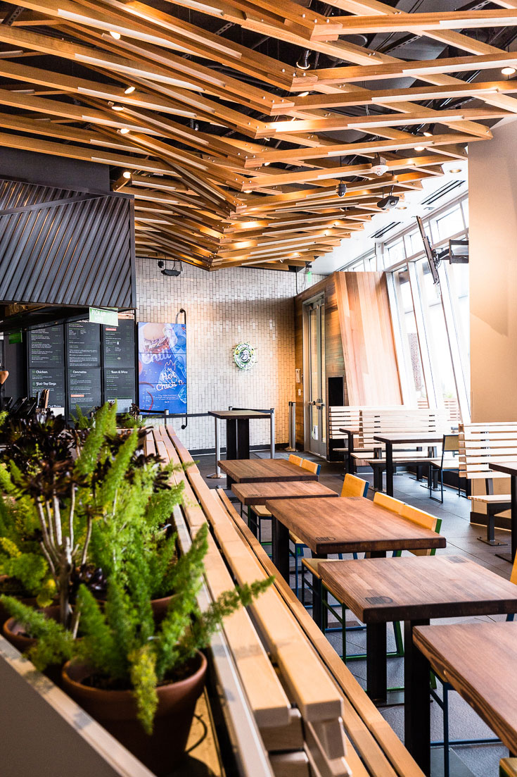 Shake shack brings burgers and smiles to san diego - San diego interior design center ...