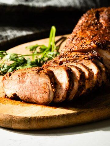 smoked pork tenderloin horizontal 2