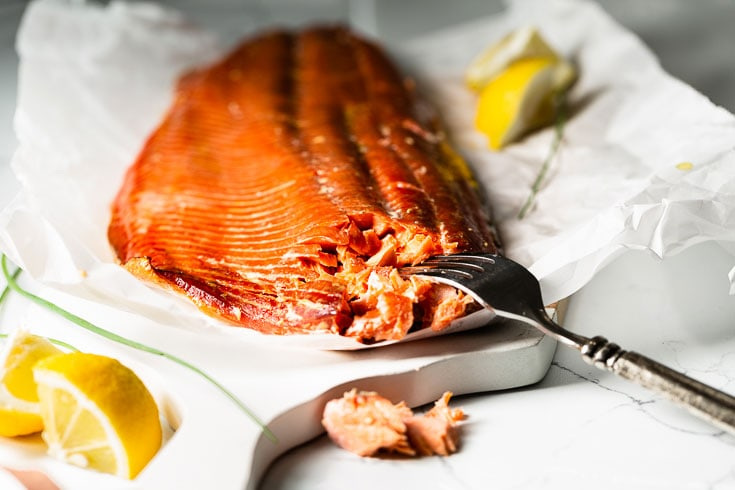 Simple Smoked Salmon Recipe