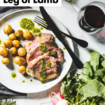 sous vide leg of lamb pin 1