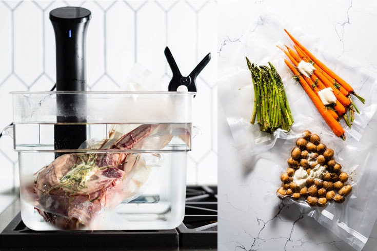sous vide meal planning featured image