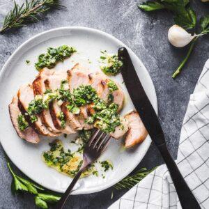 sous vide pork chops recipe