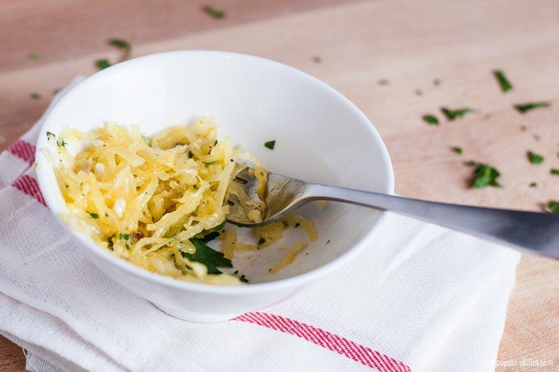 Spaghetti Squash | SaltPepperSkillet.com