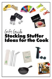 Stocking Stuffer Ideas for the Cook