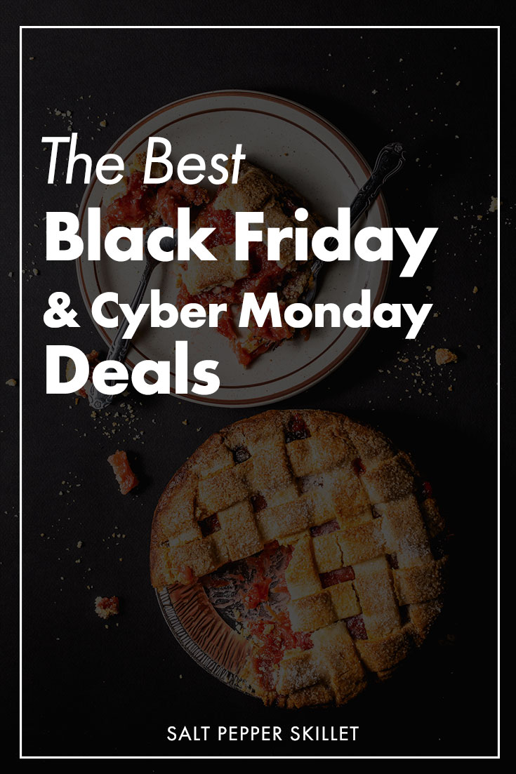 The Best Black Friday for the kitchen from around the web #blackfriday #cybermonday