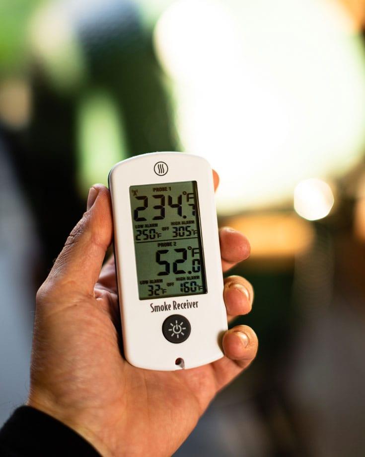 thermoworks smoke alarm remote