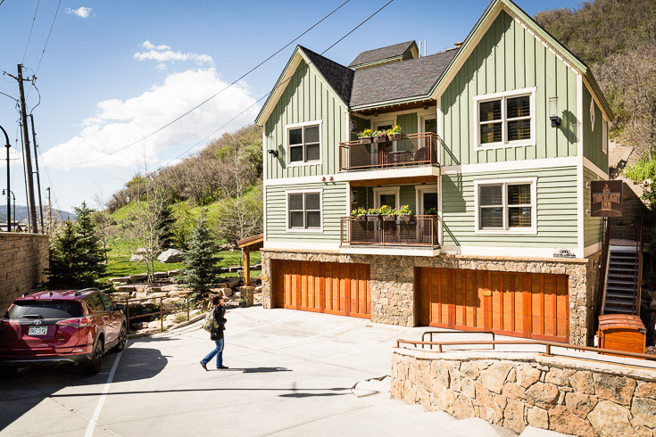 torchlight inn park city utah front view 2