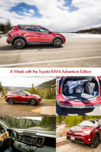 A week with the Toyota RAV4 Adventure