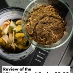 Vitamix Food Cycle Review Pin