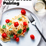 wine and food pairing basics